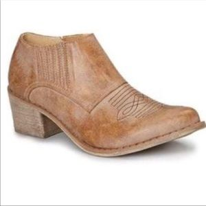 Coconuts by Matisse Andy Ankle Booties 8